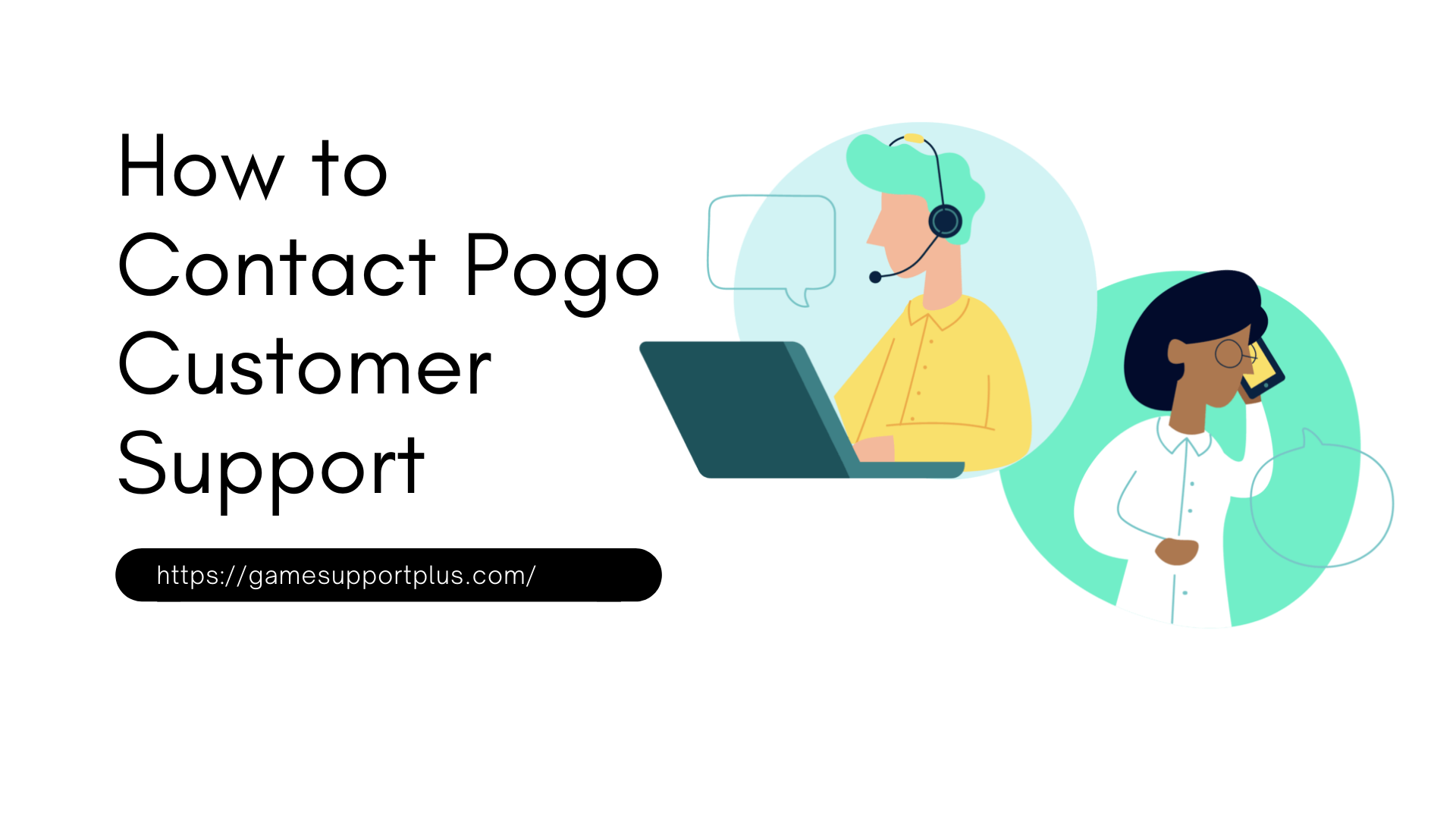 How to Contact pogo customer Support?