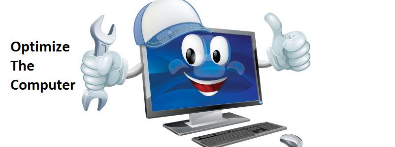 optimize the computer